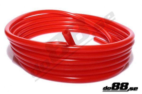 rød slange x